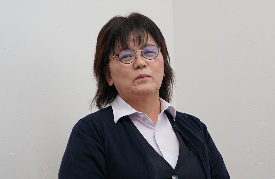 事務 青木 美晴